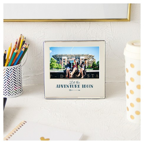 Graduation Silver Picture Frame : Target