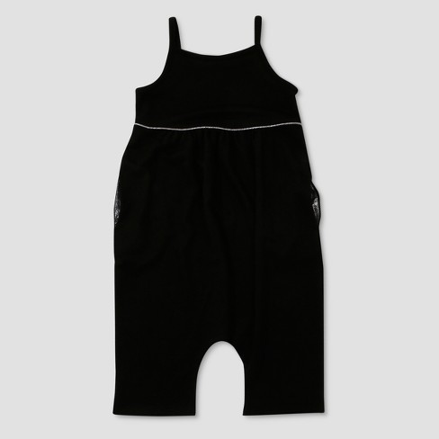 151f8aec788 Toddler Girls  Afton Street Sleeveless Bodysuit - Black 3T   Target