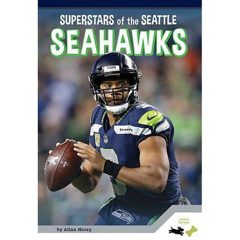 Seattle Seahawks - (Pro Sports Superstars--NFL)by  Allan Morey (Paperback) - image 1 of 1