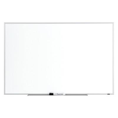 "Quartet 36"" x 24"" Dry Erase Bulletin Board - Silver Frame"