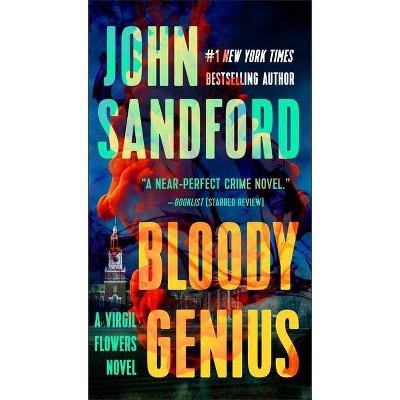 Bloody Genius - Virgil Flowers Novel - by  John Sandford