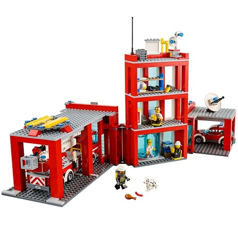 Lego City Fire Station 60110 Target