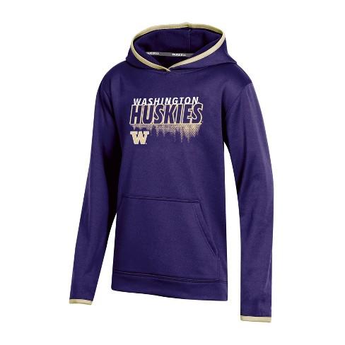 Washington Huskies Boys' Performance Hoodie - image 1 of 1