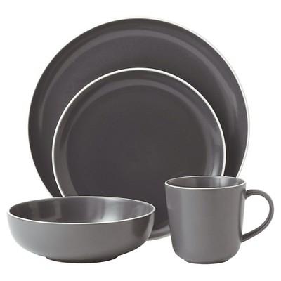 Gordon Ramsay by Royal Doulton® Bread Street 4pc Dinnerware Set Slate