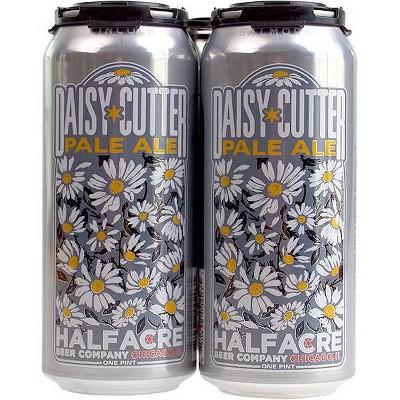 Half Acre Daisy Cutter Pale Ale Beer - 4pk/16 fl oz Cans
