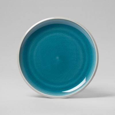Portel Stoneware Salad Plate 8  Teal - Project 62™