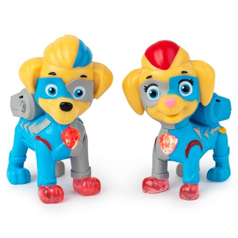 PAW Patrol Mighty Twins Figures 2pc - image 1 of 4