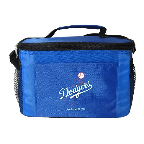 MLB Los Angeles Dodgers 6-Can Cooler Bag : Target