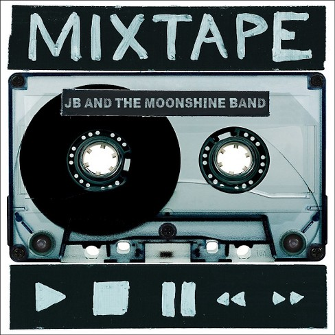 Jb and the moonshine - Mixtape (CD) - image 1 of 1