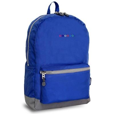"""J World 17.5"""" Lux Laptop Backpack - Indigo"""