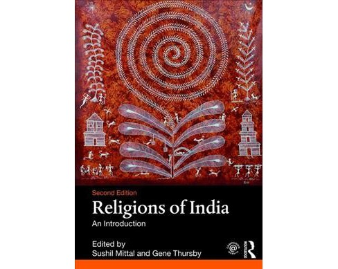 Religions of India : An Introduction -  (Paperback) - image 1 of 1