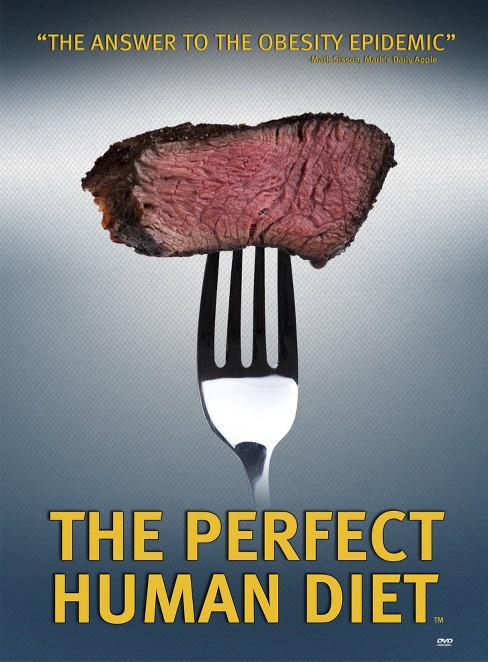 Perfect human diet (DVD) - image 1 of 1