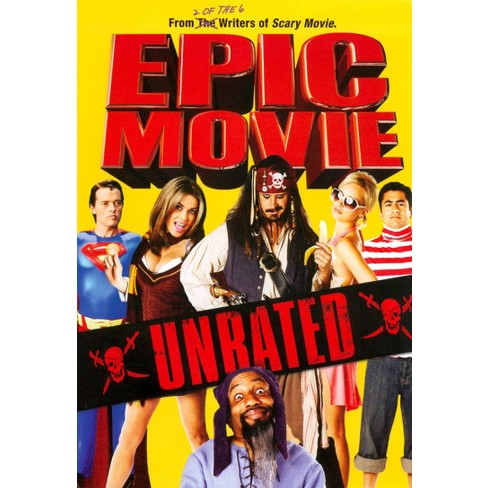 Epic Movie (Unrated) (dvd_video) - image 1 of 1