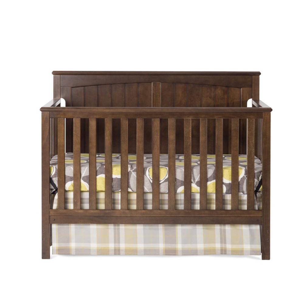 Child Craft Sheldon 4-in-1 Convertible Crib - Slate (Grey)