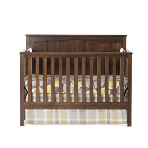 Child Craft Sheldon 4-in-1 Convertible Crib - Slate - image 1 of 4