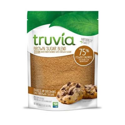 Truvia Brown Sugar Blend Bag - 18oz
