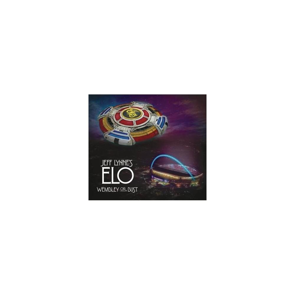 Jeff's Elo Lynne - Jeff Lynne's Elo:Wembley Or Bust (CD)