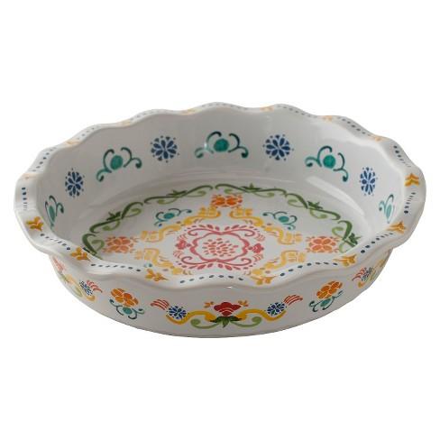 Ceramic Pie Pan Nordicware Target