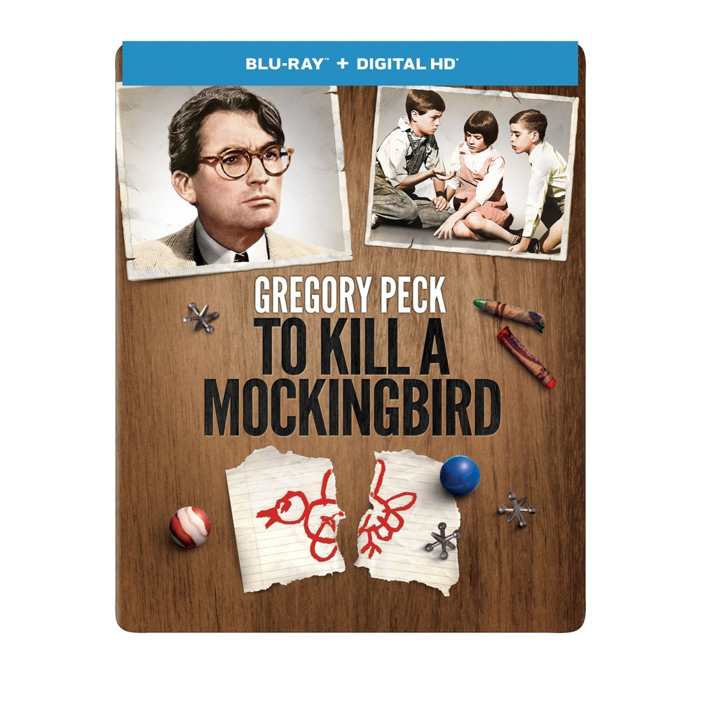 To Kill a Mockingbird (Blu-ray) (Steelbook)