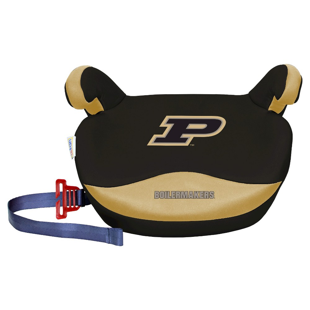 Purdue Boilermakers LilFan No Back Belt Positioning Booster