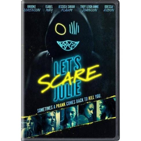 Let's Scare Julie (DVD)(2020) - image 1 of 1