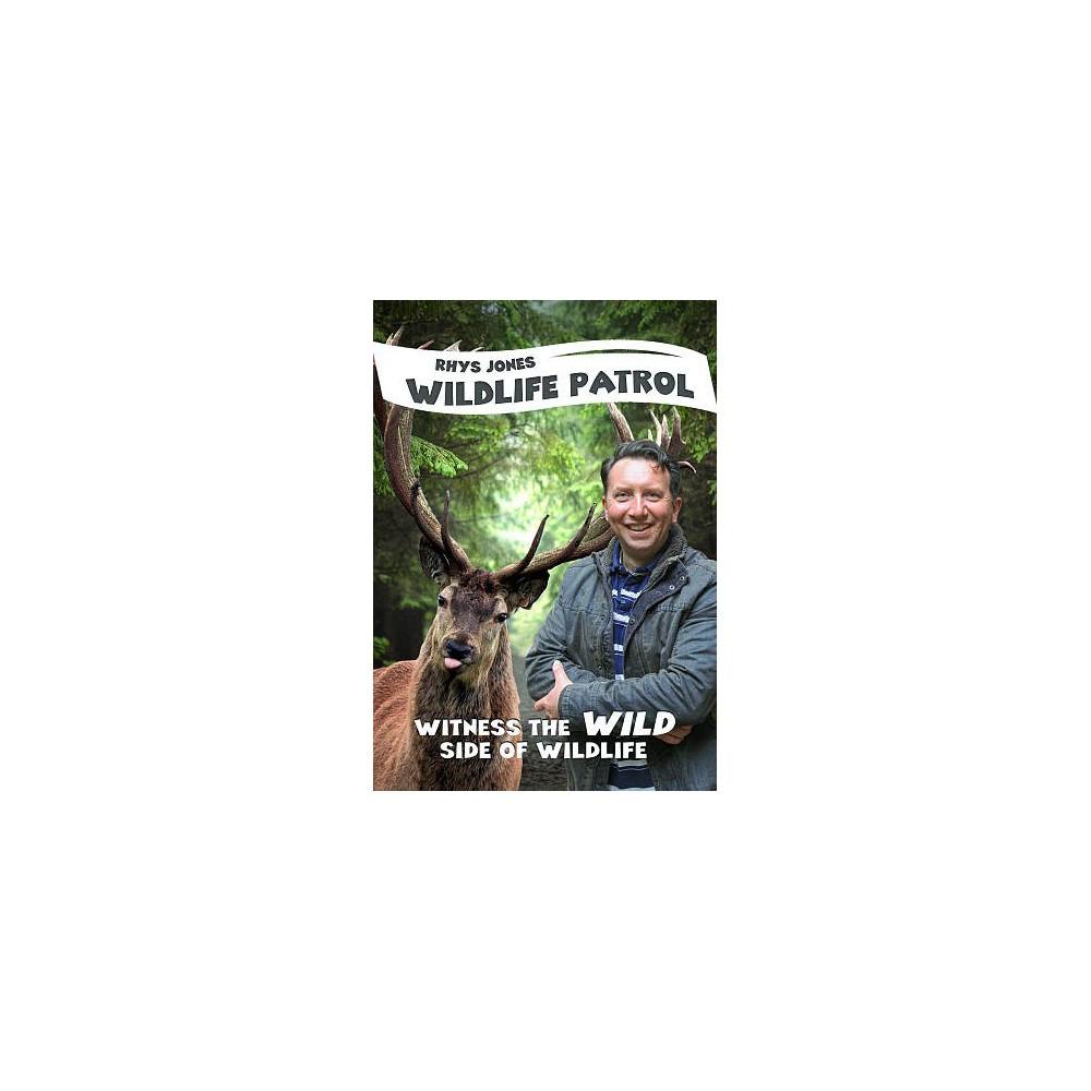 Rhys Jones's Wildlife Patrol (Dvd)