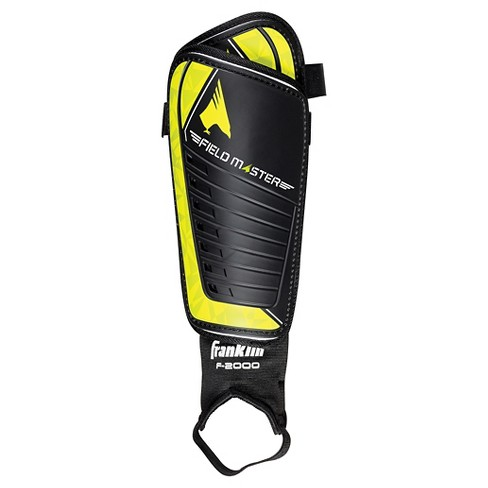 Franklin Sports Field Master® Shin Guard Large - Black - image 1 of 3