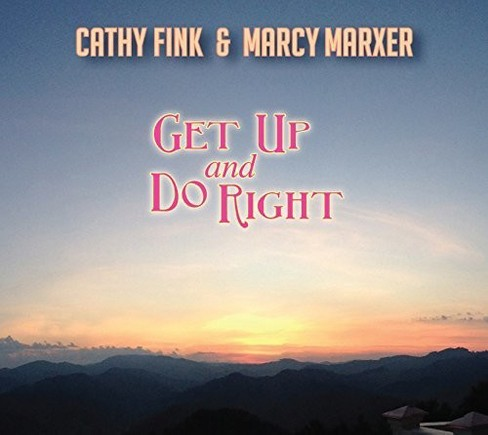 Cathy Fink - Get Up And Do Right (CD) - image 1 of 1