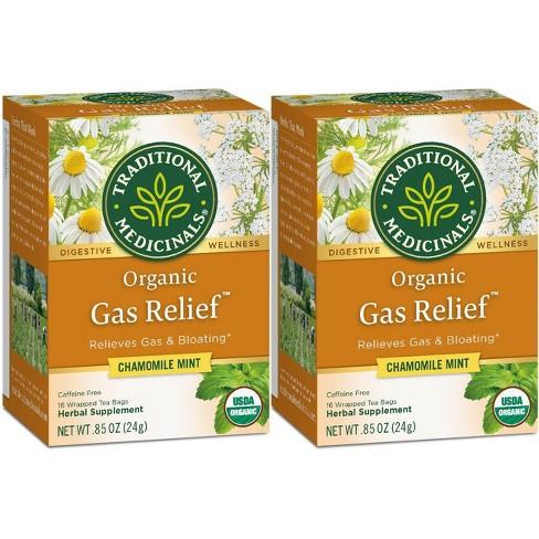 Traditional Medicinals Gas Relief Organic Tea - 32ct - image 1 of 3