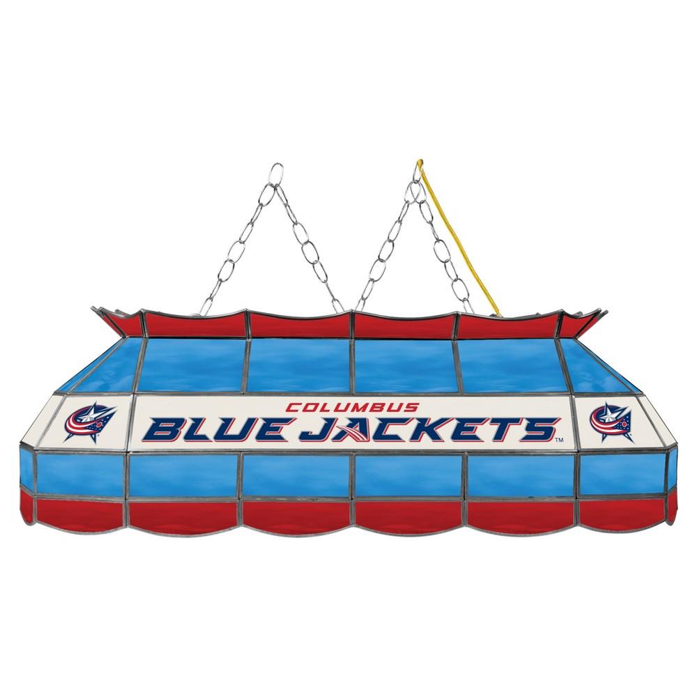NHL Columbus Blue Jackets 40 Handmade Tiffany Style Lamp