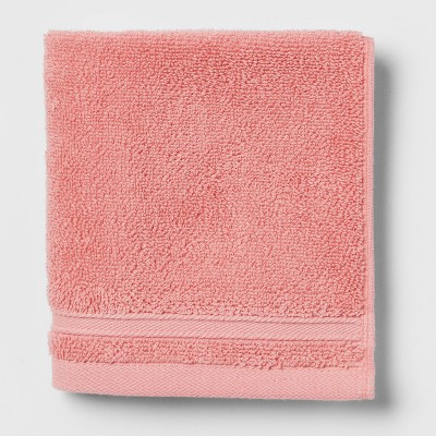 Performance Washcloth Coral - Threshold™