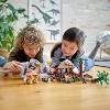 LEGO Jurassic World Indominus rex vs. Ankylosaurus Awesome Dinosaur Building Toy for Kids 75941 - image 3 of 4