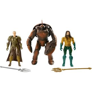 "Aquaman 6"" Figures 3pk"