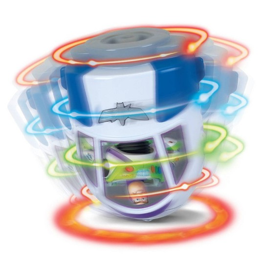 Toy Story 4 Electronic Spinner with Lights & Music image number null