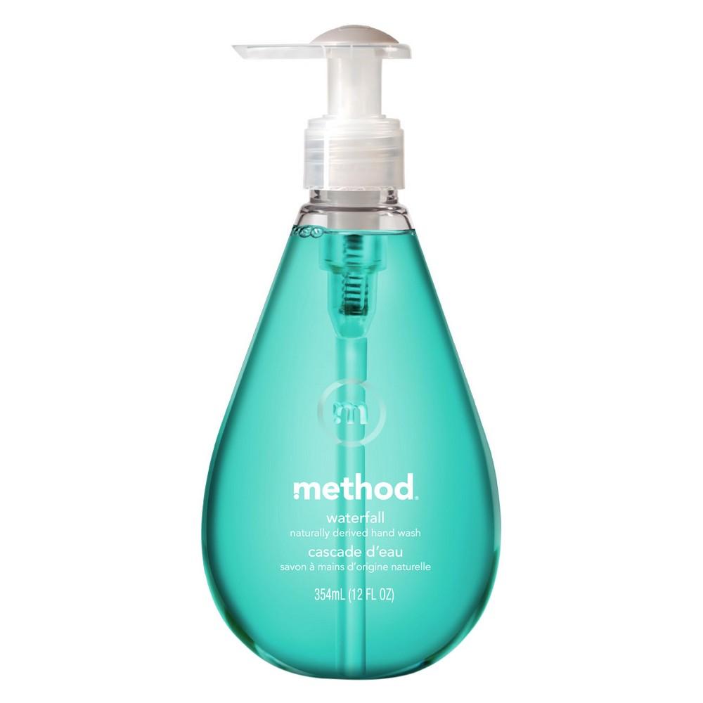 Method Waterfall Gel Hand Soap - 12oz