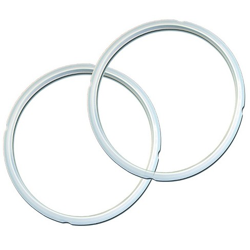 Instant Pot 2pk Clear Sealing Ring - image 1 of 2