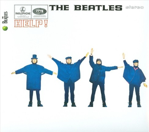 The Beatles - Help! (CD) - image 1 of 9