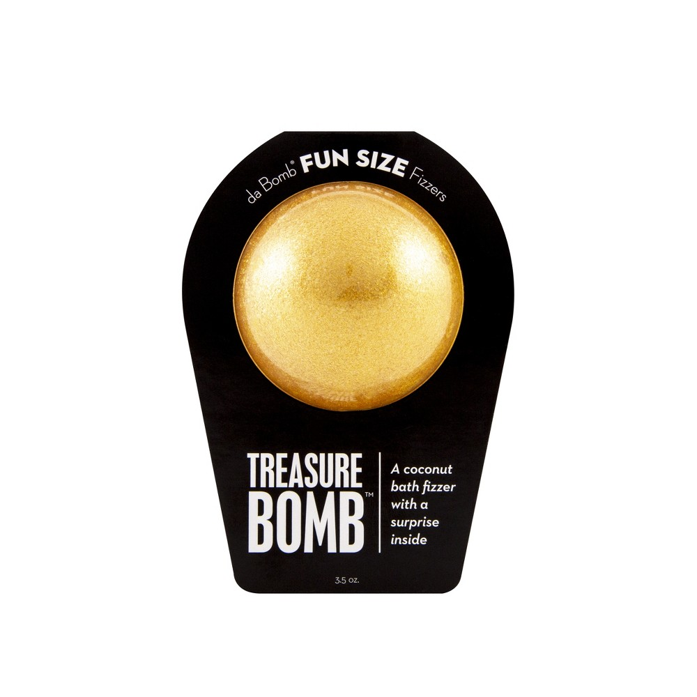 Da Bomb Bath Fizzers Treasure Bath Soaks