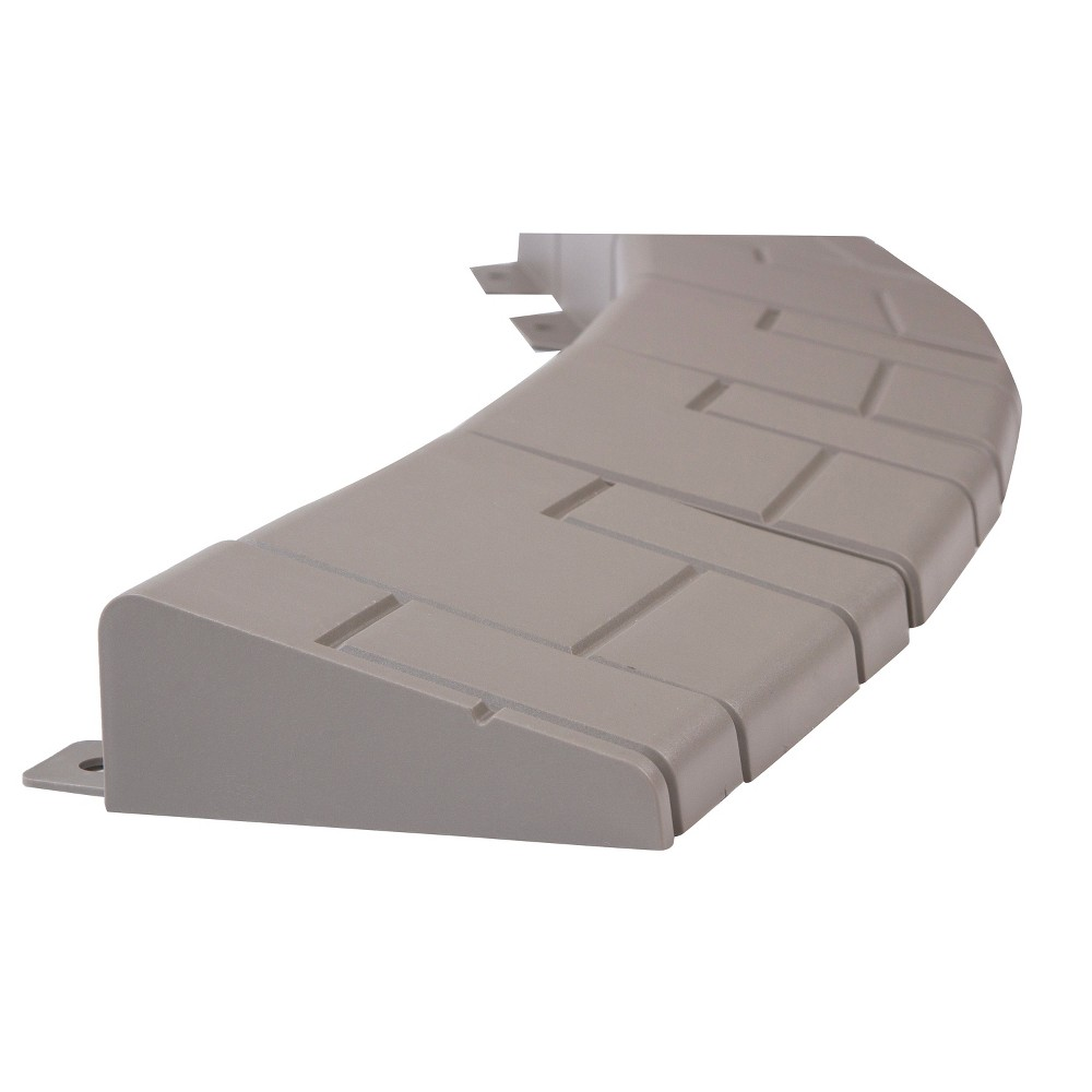6 Outdoor Quick Curb Edging - Gray - Master Mark