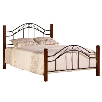 Matson Bed With Rails – Hillsdale Furniture