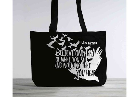 Raven Tote Bag (Accessory) - image 1 of 1