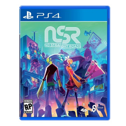 No Straight Roads - PlayStation 4 - image 1 of 4