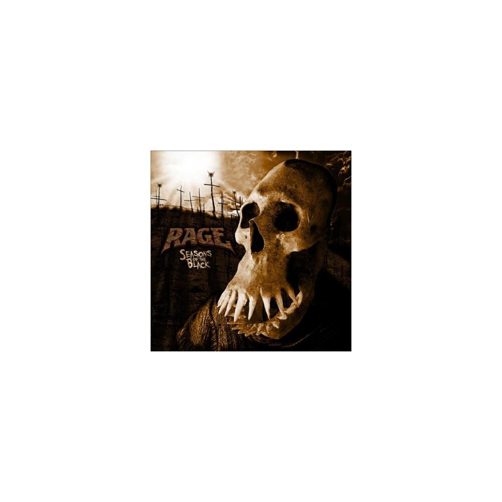 Rage - Seasons Of The Black (CD)
