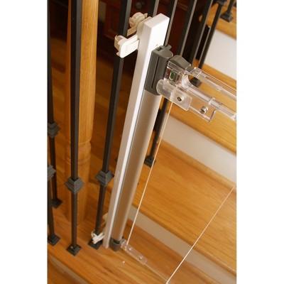 Qdos Universal Stair Mounting Kit - White