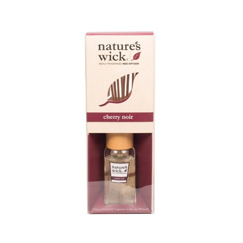 2oz Oil Diffuser Cherry Noir - Nature's Wick - image 1 of 1