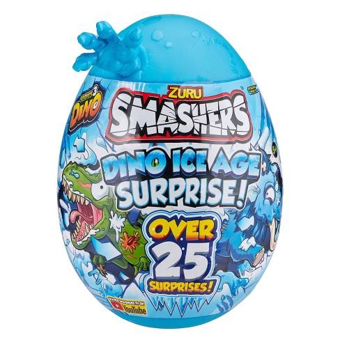Smashers Giant Dino Thaw Egg Series 4 - image 1 of 4