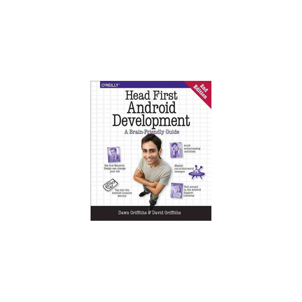Head First Android Development (Paperback) (Dawn Griffiths & David Griffiths)