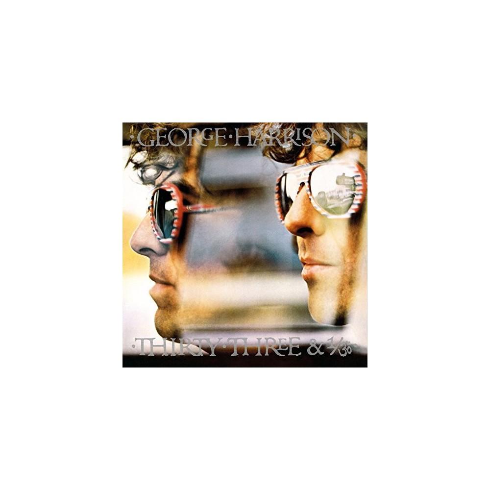 George Harrison - Thirty Three & 1/3 (Vinyl)