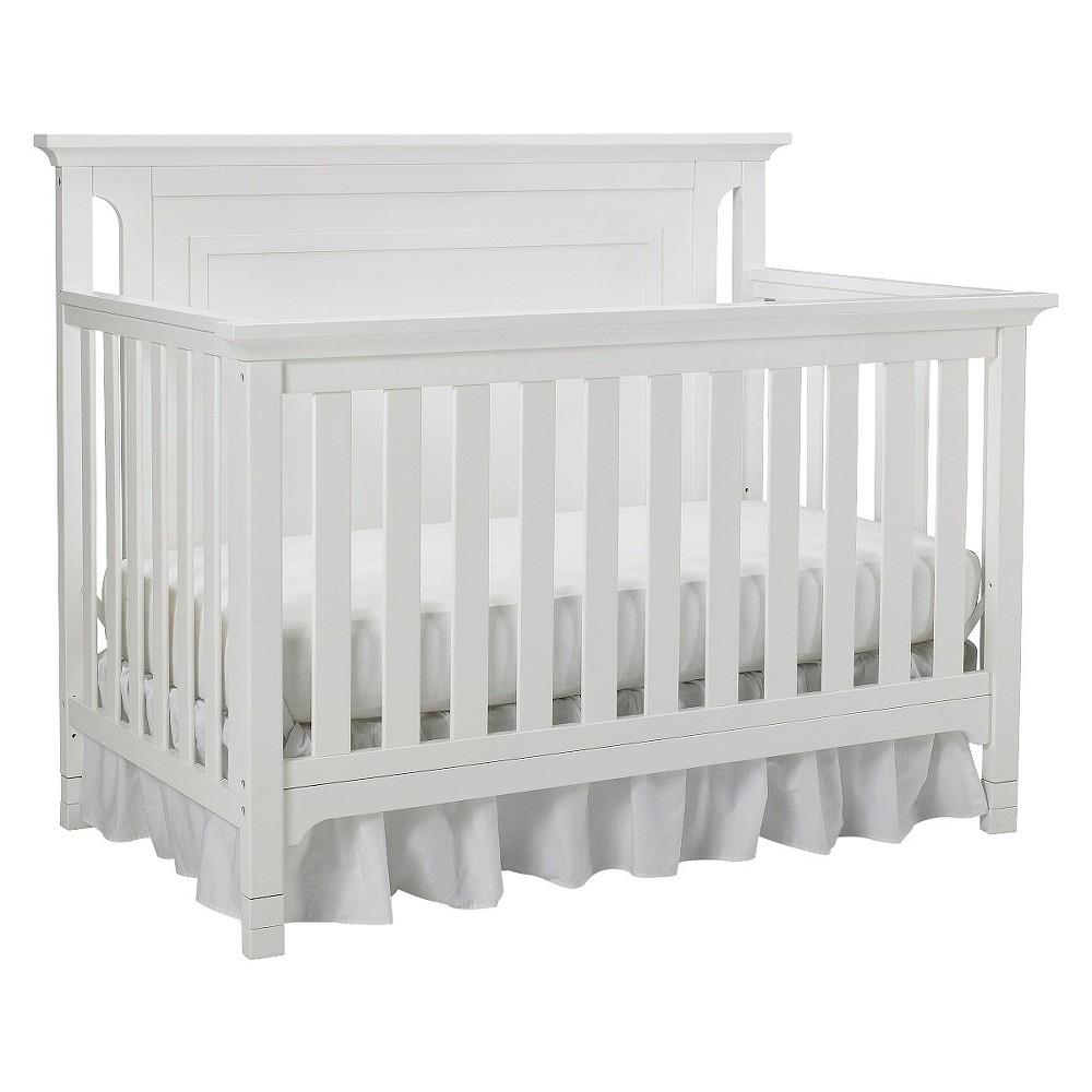 Ti Amo Carino 4-in-1 Convertible Crib - Snow White