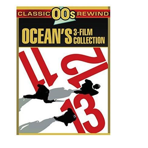 Ocean's Eleven, Twelve & Thirteen (DVD) - image 1 of 1
